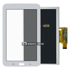White Samsung Galaxy Tab 3 Lite 7.0 SM-T110 LCD Display+Touch Screen Digitizer