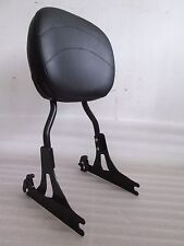 BACKREST SISSY BAR 4 HARLEY SOFTAIL HERITAGE CUSTOM DELUXE SPRINGER FLSTF