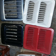 TOYOTA MR2 MK1 aw11 4age engine bay vent grill air dam scoop