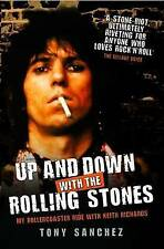 Up and Down with the Rolling Stones: My Rollercoaster Ride with Keith Richards b