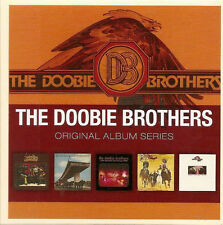 Doobie Brothers ORIGINAL ALBUM SERIES Box Set TAKIN' IT TO THE STREETS New 4 CD