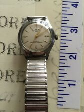 vtg SELLITA 17 JEWELS Incablock manual wind Swiss made working cond. women's