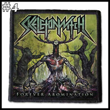 SKELETONWITCH  --- Patch / Aufnäher --- Various Designs