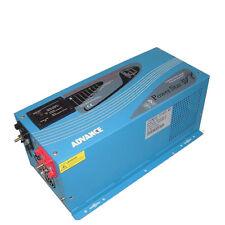 Inverter onda sinusoidale 2000W 24V con caricabatterie AC 230V