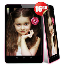 "9"" Inch Android 4.4 Quad Core 16GB Capacitive Camera Allwinner WIFI Tablet PC"