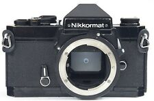 NIKON Nikkormat FT2 - Black -