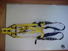 DBI-Sala® Delta™ Vest Style Safety Harness, XXL Size (1101253)  Mfg Nov 2013
