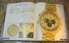 THE MASTER OF OMEGA The book of the watches SPEEDMASTER FLIGHTMASTER SPEEDSONIC