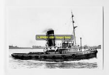 rp5235 - London Tug - Sun X , built 1920 - photo 6x4