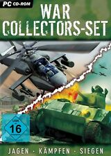 Era COLLECTORS-set: operation Air Assault 2 + WW 2 SERBATOIO COMMANDER PER PC Nuovo/Scatola Originale