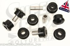 SUPERFLEX POLYURETHANE REAR TRAILING ARM LOWER BUSH KIT TOYOTA COROLLA AE92,AE94