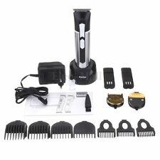 3 In1 Men's Professional Beard Hair Clipper Trimmer Rechargeable Shaver Groomer