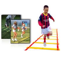 8-rung Agility Ladder for Soccer Speed Football Fitness Feet Training Durable IB