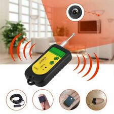 Anti-Spy Signal Bug RF Detector Hidden Camera  Lens GSM Device Finder SN