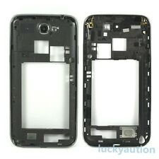 OEM Black Middle Housing Frame For Samsung Galaxy Note 2 II N7100 High Quality