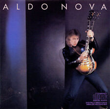 ALDO NOVA - S/T (CD, 1984, Original Early Press on Portrait, Disc Made In Japan)