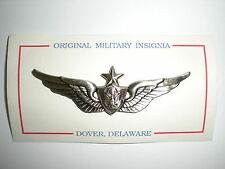 US ARMY SENIOR AIRCREW WINGS BADGE.  - FULL SIZE