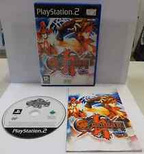 Console Game Gioco SONY Playstation 2 PS2 PAL GUILTY GEAR X2 #RELOAD - Sammy -