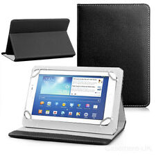 "UNIVERSAL 7""- 8"" FLIP STAND LEATHER SMART COVER CASE FOR BUSH 8"" TABLET"