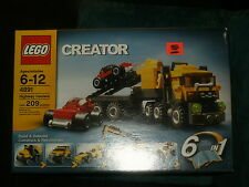 Lego Creator Highway Haulers #4891 *6 IN 1 FACTORY Sealed Never Opened LEGOS