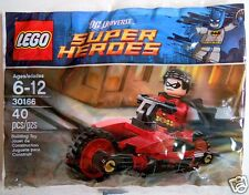 LEGO DC BATMAN II 30166 Robin and Redbird Cycle