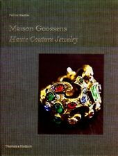 NEW Maison Goossens Baroque Byzantine Inspired Haute Couture Jewelry Coco Chanel