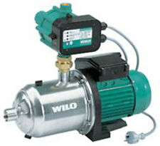 Quite House Water Pump Wilo FMC 605 Multi Stage Constant Pressure vs Onga Davey
