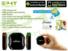 Mini GSM/GPRS/GPS Tracker Global Real Time Security Tracking Device