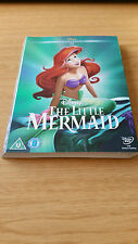 Disney Little Mermaid DVD Limited Edition Artwork O-Ring Sleeve NO DISC/DVD