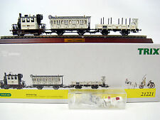 RARE Trix Marklin 21221 HO-Scale Wedding Train Set, 2-Rail DC Volt