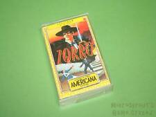 Zorro Sinclair ZX Spectrum 48K Game - Americana (SCC) *NEW*
