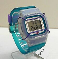 New Casio Ladies Baby-G 20th Anniversary World Time Watch BGD-500-3