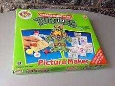 Vintage 90'S G1 Teenage Mutant Hero Turtles Play Stuff Ultra Rare Nib TMNT