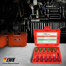 Automotive Electrical Terminal Tool Kit 12 Piece Set ECU & Terminal Fast Removal