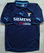 Authentic Puma Lazio 02/03 Away Jersey. Mens XL, Excellent Cond.