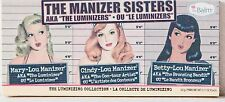 The Balm Cosmetics The Manizer Sisters - The Luminizing Collection Palette