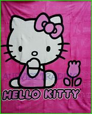 Brand new Large Hello Kitty Girls Blanket throw rug