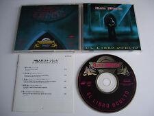 RATA BLANCA El Libro Oculto CD 1993 MEGA RARE OOP ORIGINAL 1st PRESSING JAPAN!!!