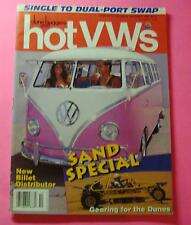 DUNE BUGGIES AND HOT VWs MAGAZINE OCT/1992..SAND SPECIAL: GEARING FOR THE DUNES