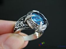New 3D Alloy Ring Japanese Anime Manga Cosplay Free Shipping To US