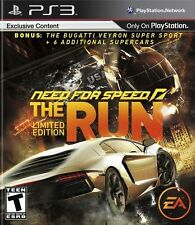Need For Speed: The Run - Limited Edition Sony Playstation 3 Game