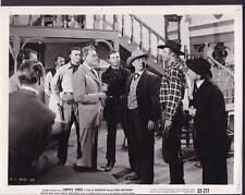 George Montgomery Jerome Courtland Cripple Creek 1952 original movie photo 28346