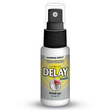 SPRAY RITARDANTE DELAY TOUCH EIACULAZIONE PRECOCE 15ML + 1 preservativo durex