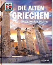 WAS IST WAS Band 64 DIE ALTEN GRIECHEN Götter, Helden, Dichter, NEUAUFLAGE Neu!