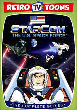 StarCom: The U.S. Space Force - The Complete Series (DVD, 2015)