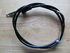 """60-1946 BSA A75 ROCKET 3 TRIUMPH T150 TRIDENT 59"""" INNER 53"""" OUTER CLUTCH CABLE"""