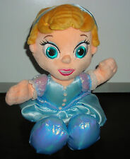 "DISNEY PRINCESS SOPHIA THE FIRST 10"" PLUSH BEAN BAG TOY"