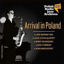 CD ARRIVAL IN POLAND Polish Radio Jazz Archives 07