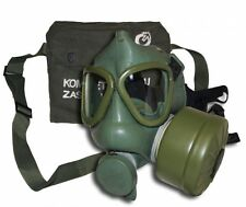 Ex-Yugoslav Army Gas Mask & Bag - Unused