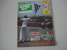 MOTOSPRINT 12/1979 GILERA 200 T4/APRILIA 250 MX CROSS